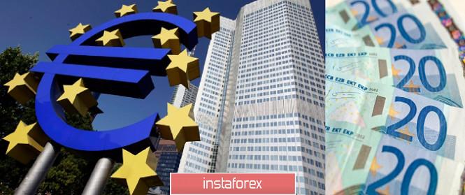 Почему упал EURUSD? ЕЦБ пообещал новые меры стимулирования