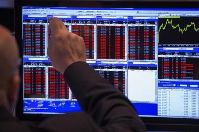 Фондовая Азия и Европа опять ушли в негатив