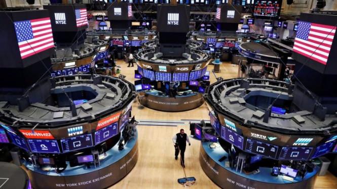 Устали радоваться? Фондовые рынки США отчитались разнонаправленностью после рекордного роста накануне