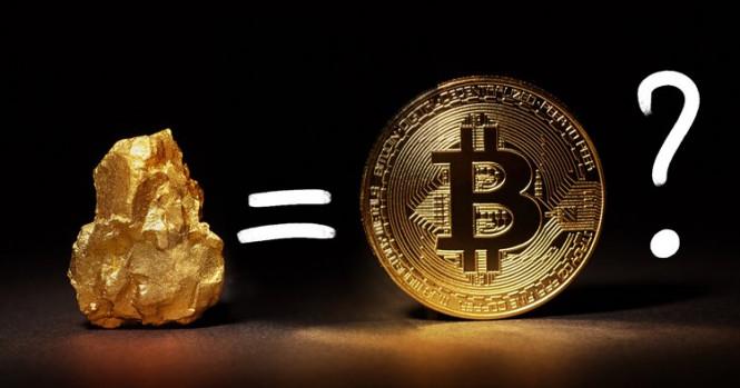 Биткоин дорожает и имеет все шансы взлететь, как золото в 1970-х