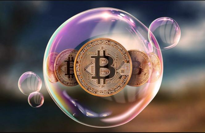 Биткоин – настоящий финансовый мейнстрим, или Крупнейший раздутый пузырь центробанков