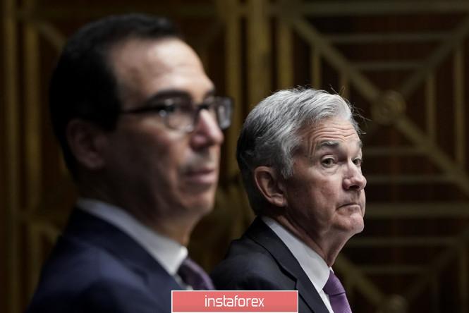 EUR/USD. Mnuchin demanded the Fed to return unspent $455 billion fund