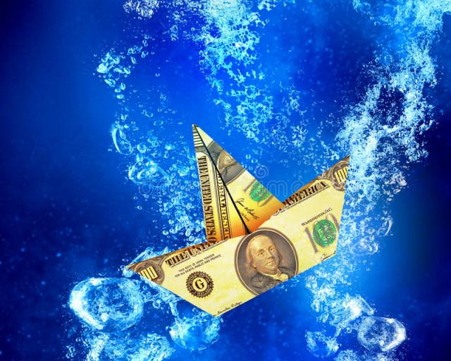 美元再次大幅下跌