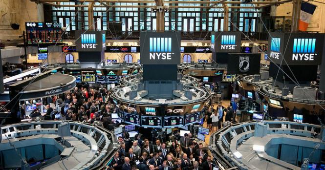 Пока фондовая Америка растет, в Азии отмечается смешанное настроение