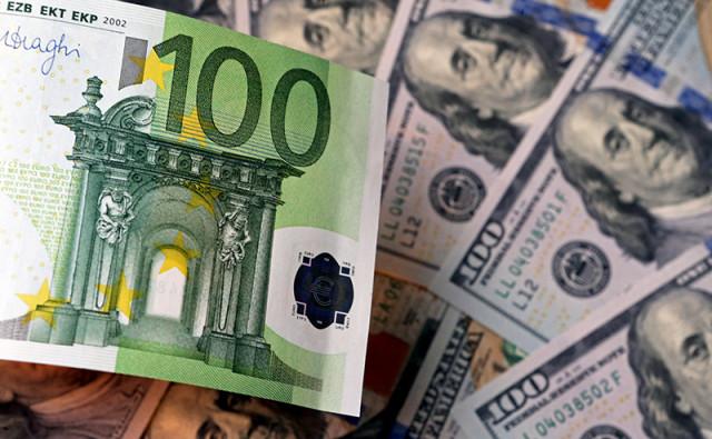 欧元/美元:欧元和美元都在巩固他们的位置