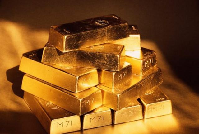 Harga emas meningkat dengan ketara