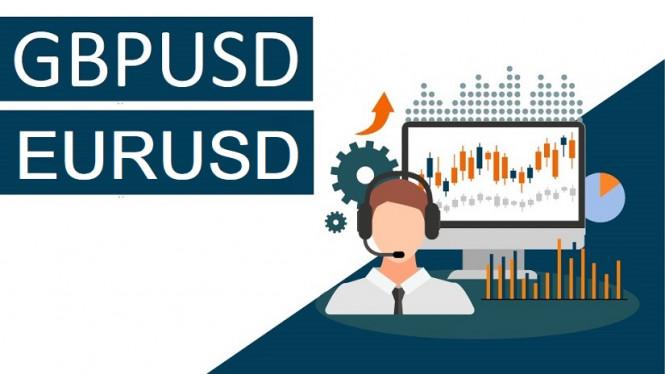 Торговые рекомендации по валютному рынку для начинающих трейдеров – GBPUSD и EURUSD 29.12.20