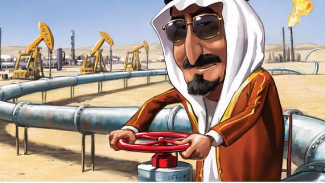 США прекратила импорт сырой нефти саудитов