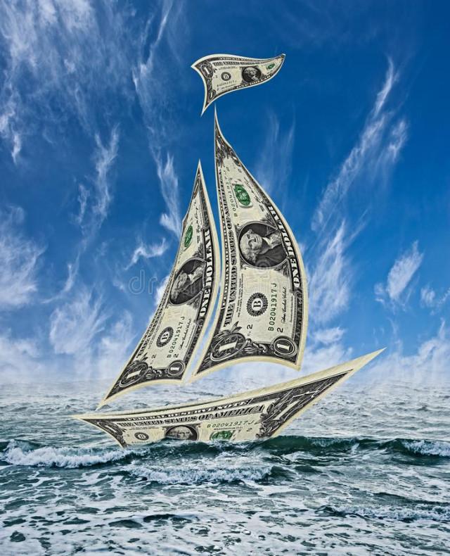 Доллару трудно удержаться на плаву