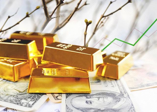 Gold: «золотые» надежды драгметалла
