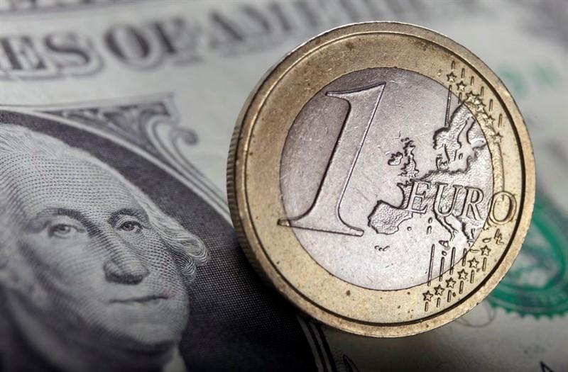 欧元/美元:美元增长不稳定,而欧元保持高度弹性