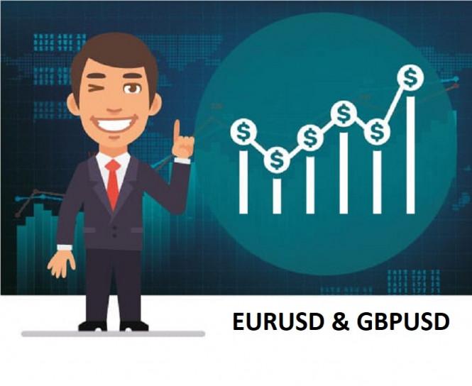 Cadangan perdagangan untuk pedagang baru pada GBP / USD dan EUR / USD untuk 15 Januari 2021