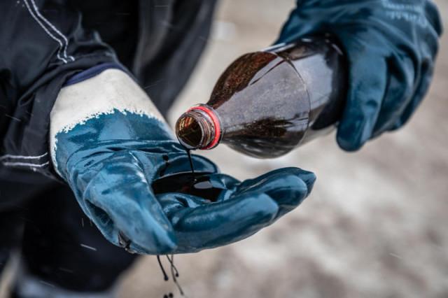 Проблемы на рынке нефти начинают проявляться более отчетливо