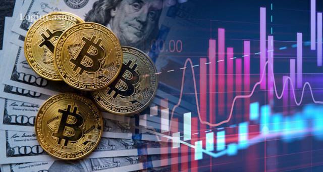 Giá Bitcoin lại tăng đột biến