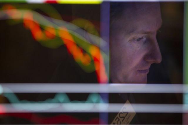 Europäische Aktienindizes gehen zurück, die Inflation in Großbritannien hat sich beschleunigt