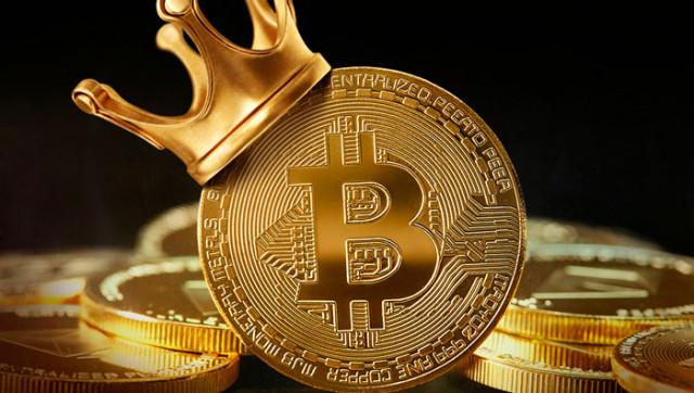 Bitcoin cho thấy mức tăng siêu tốc: vốn hóa thị trường BTC vượt qua 1 nghìn tỷ đô la