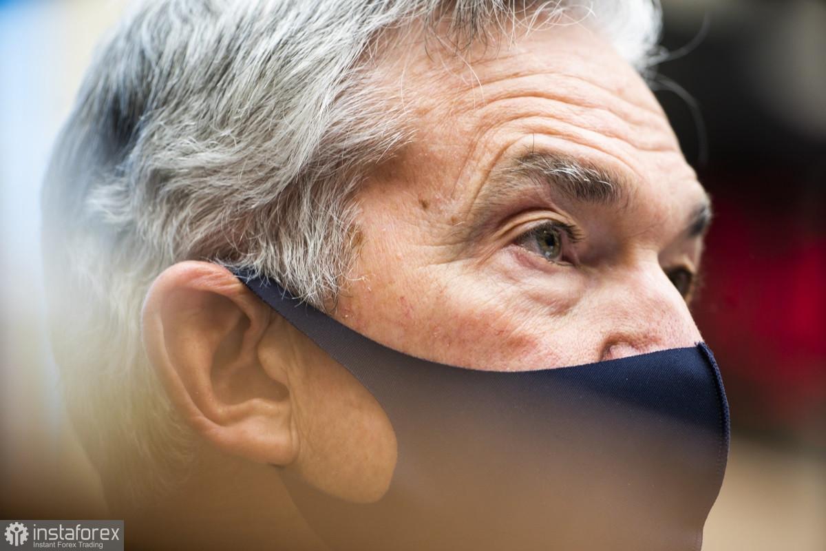 Pasangan mata wang EUR/USD dan GBP/USD: Negara G7 akan mengekalkan tahap perbelanjaan awam yang sama. Powell akan berucap di hadapan Kongres mengenai dasar kewangan Fed. Permintaan untuk euro...