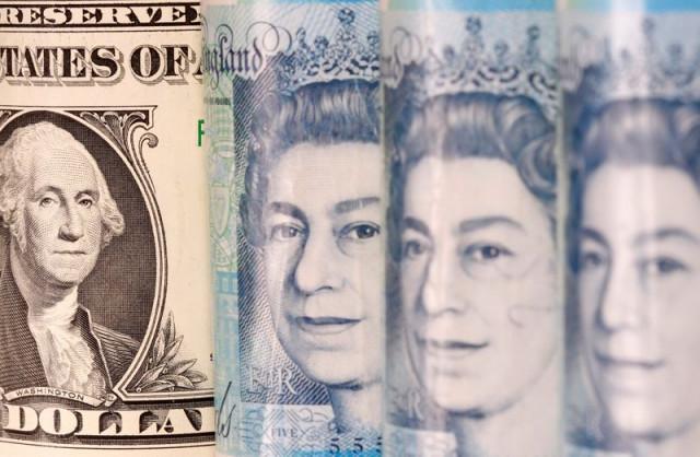 Das Pfund ist angestiegen und bleibt auf 3-jährigen Rekordhochs