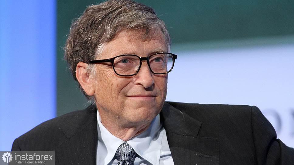 Bill Gates: Saya tidak memiliki bitcoin dan mengambil pandangan neutral mengenainya