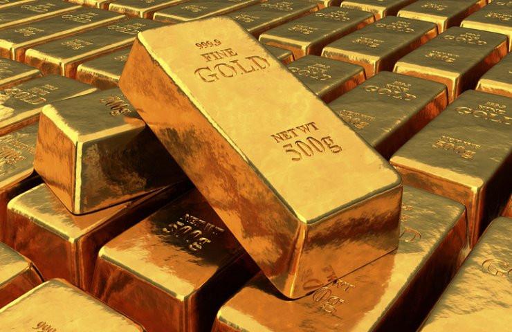 Gold managed to break through $ 1,800 mark