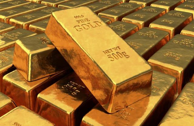 Vàng đã vượt qua mốc 1.800 đô la