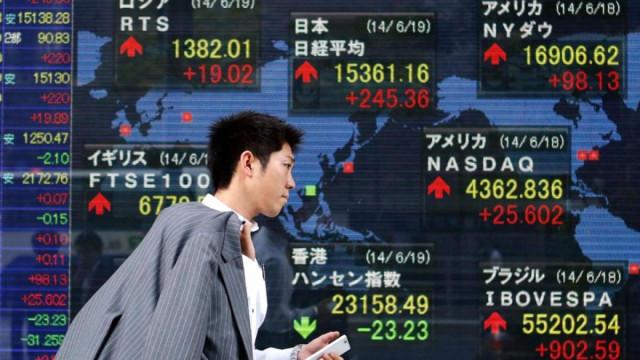 Настроение падает: фондовая Азия сокращает свои позиции