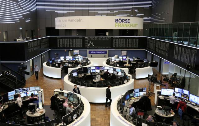 Фондовая Европа пока растет, но проблемы остаются нерешенными