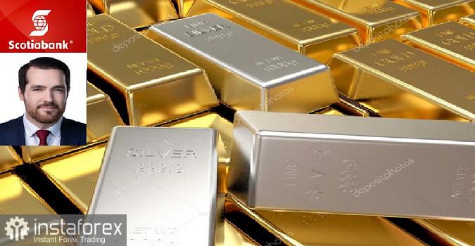 Emas dan perak melonjak tinggi pada 2021