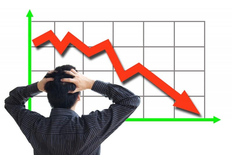 Фондовые рынки США обвалились вслед за мимолетной эйфорией