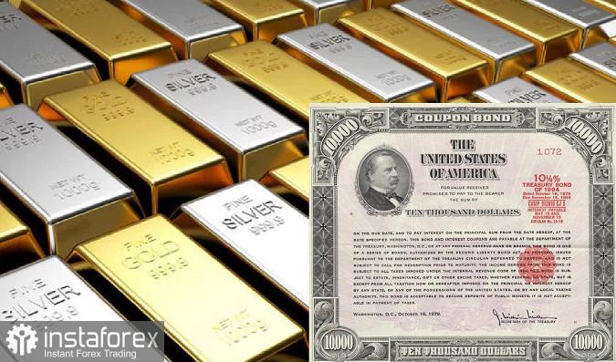 Февраль оказался самым катастрофическим месяцем для золота: -6%