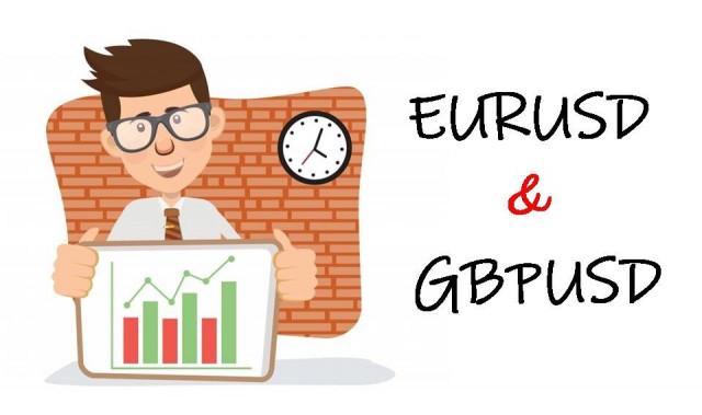 Cadangan perdagangan untuk perdagang baru EUR / USD dan GBP / USD pada 3 Mac 2021