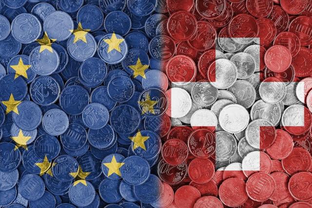 EUR/CHF. Đồng franc đang gặp vấn đề gì?
