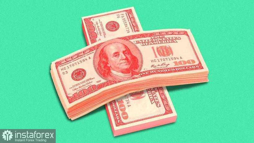 EUR/USD. Powell's weak rhetoric, US dollar's strength, and the expected $ 1.5 trillion savings