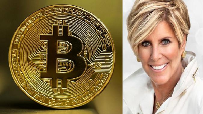 Suze Orman on Bitcoin