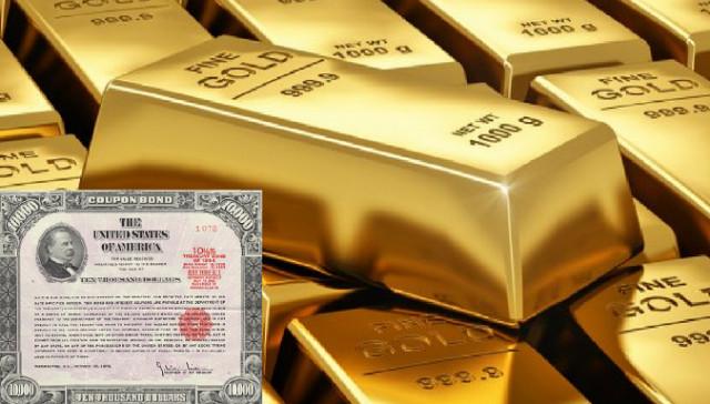 Золото и облигации. Мнения стратегов