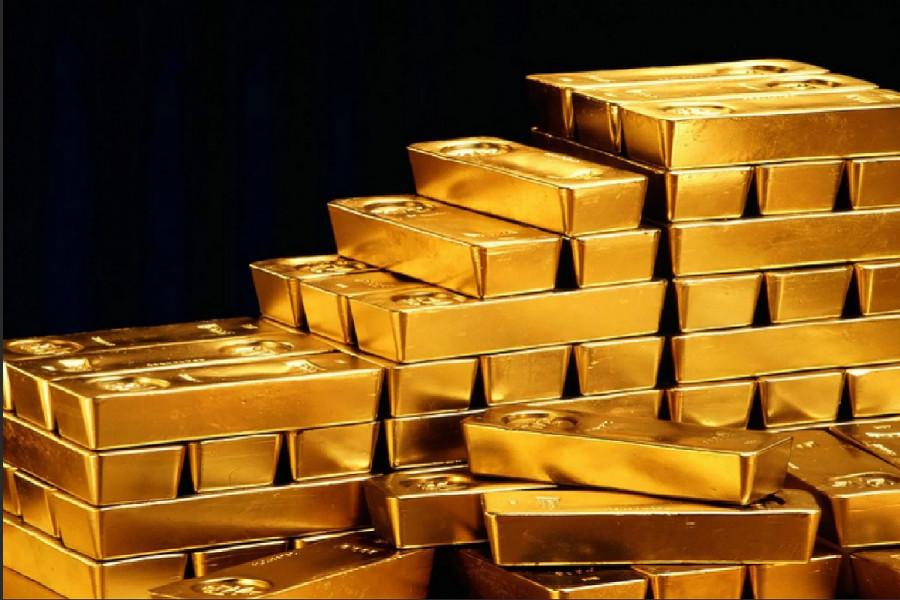 Что нужно сделать, чтобы перевернуть золото?