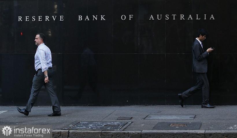 AUD/USD. RBA minit, pasaran hutang Australia dan kelemahan mata wang AUD