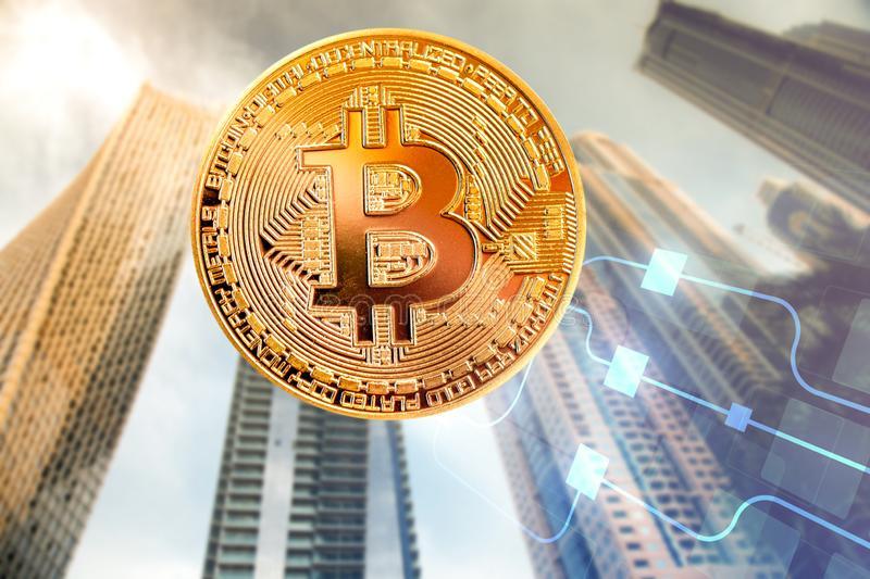 Pergerakan Bitcoin kembali berfluktuasi