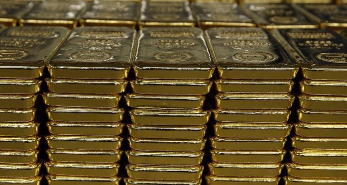 Золото устремилось вверх после объявления итогов заседания ФРС