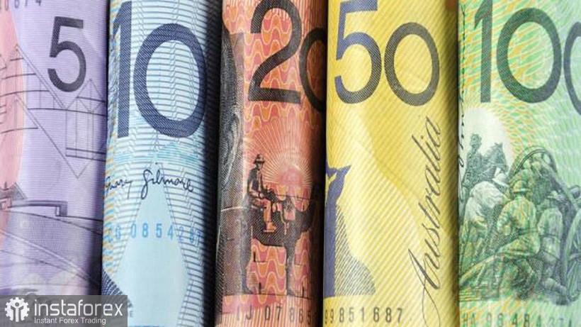 AUD / USD. Kelebihan dolar australia dan dolar menyerang kenaikan harga