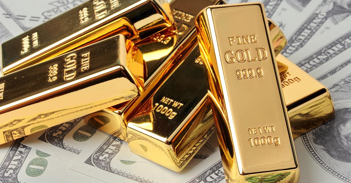 Emas mengalami kesulitan untuk naik, akan tetapi dengan mudah turun ke angka $ 1,500- $ 1,600