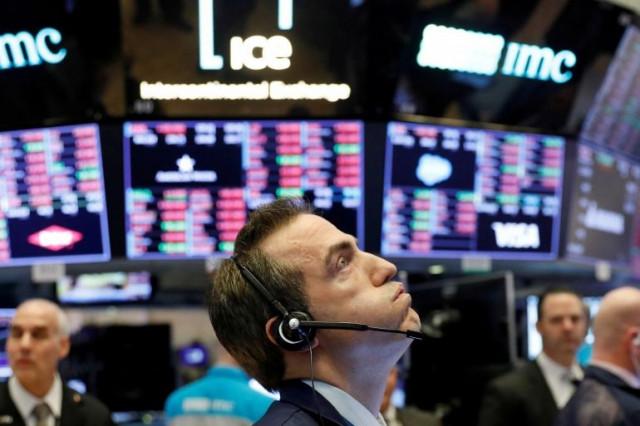 Indeks saham AS dinamik pelbagai arah: Dow Jones dan S&P P 500 jatuh, NASDAQ naik mendadak