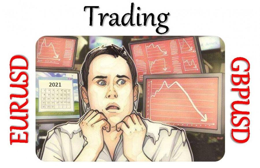 Удручающие перспективы на рынке – EURUSD и GBPUSD
