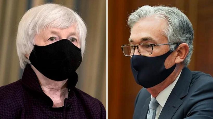 EUR/USD. Powell and Yellen confirmed optimistic rumors