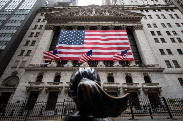 Amerikanische Börsen wachsen zum ersten Mal diese Woche. Die Euphorie verursachen gute Nachrichten