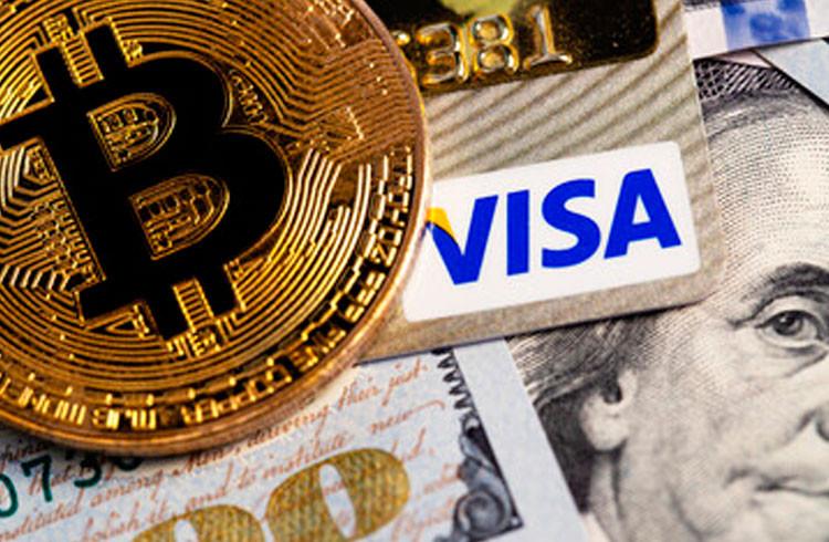 Bitcoin skyrockets because of Visa