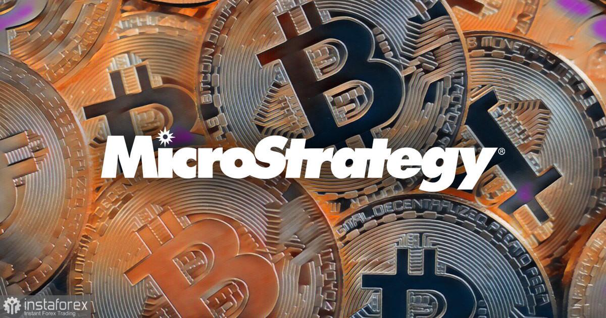 MicroStrategy закупува Биткойни на стойност 15 милиона долара