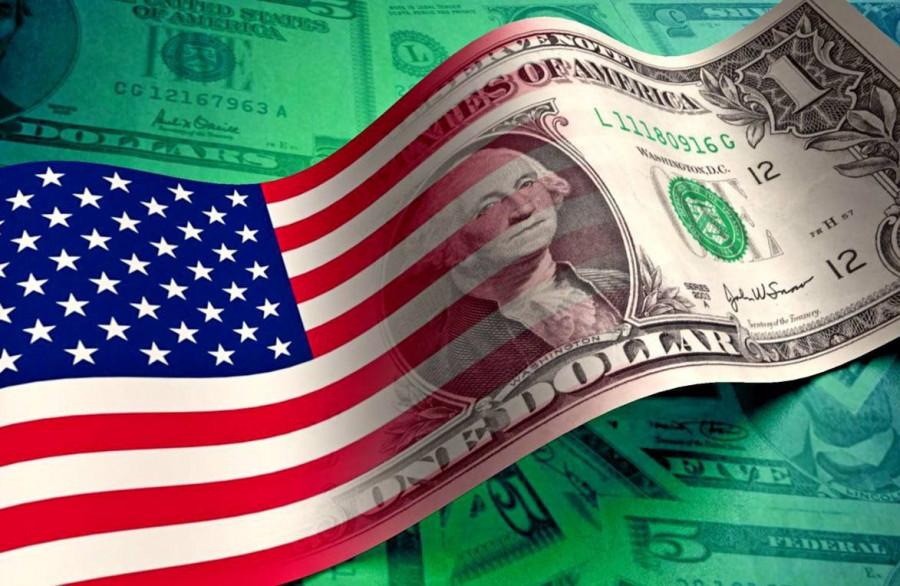 Доллар: скольжение на фоне риск-настроений? USD развернулся к понижательному тренду