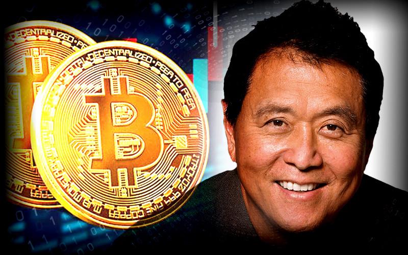 Согласно словам Роберта Кийосаки, биткоин вырастит до 1 миллиона долларов за пять лет