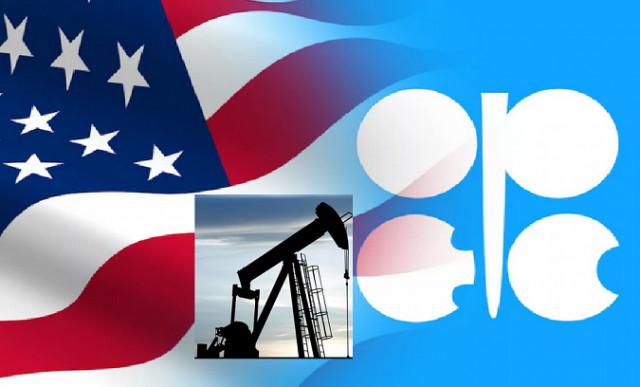 पिछले वर्ष की तुलना में अमेरिकी उत्पादन में 15% की गिरावट आई है